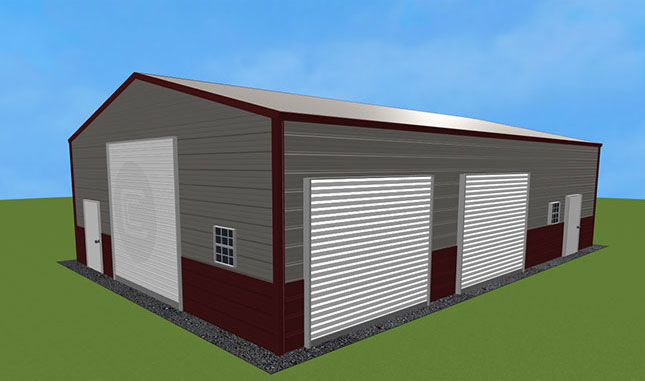 Garage Building NM 1