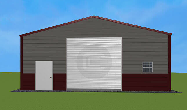 Garage Building UT 2