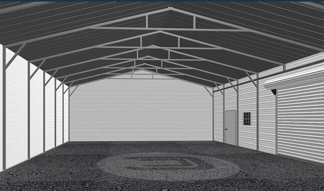 Garage Building UT 3