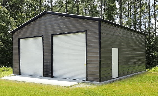 Metal Garage Buildings OK Garages Oklahoma