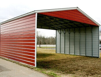 Rent to Own Steel Garages | RTO Garages