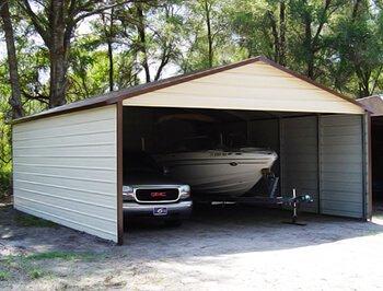 A-Frame-Style-Carport
