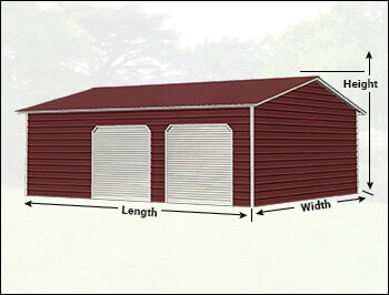 metal-garage-components-and-features
