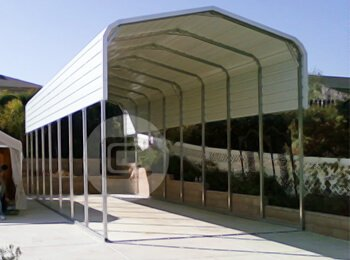 one car carport