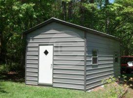 12x21x9 Vertical Garage