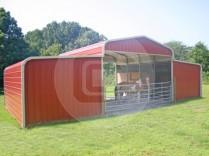 18x21x9 Horse Barn