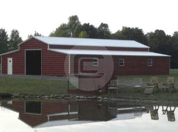 18x41x12 Carolina Barn