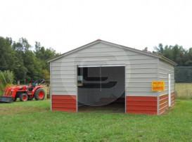 20x21x9 Vertical Garage