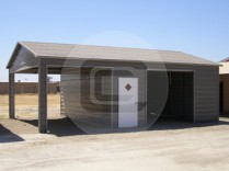 20x31x9 Side Entry Garage