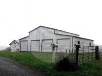 24x26x13 A-Frame Barn
