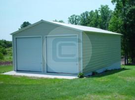 24x31x11 Vertical Garage