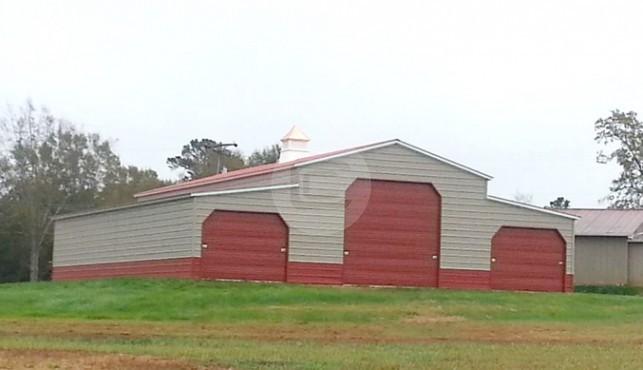 24x46x12 Carolina Barn 1