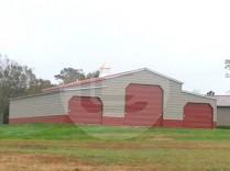 24x46x12 Carolina Barn