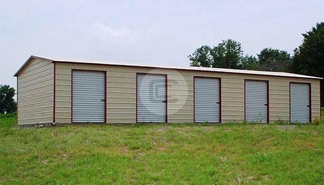 24x51x9 Side Entry Storage