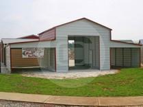 44x21x12 A-Frame Barn