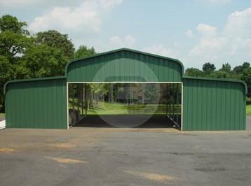 46x21 Horse Barn