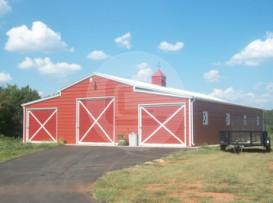 48x61 Carolina Barn