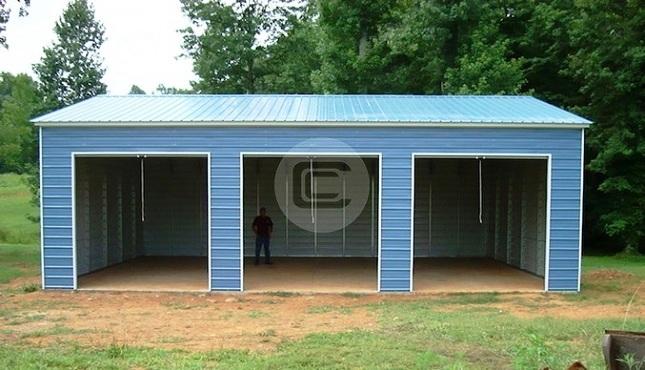 30×41 Side Entry Garage