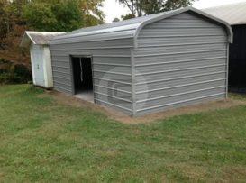 12x21x7 Regular Garage