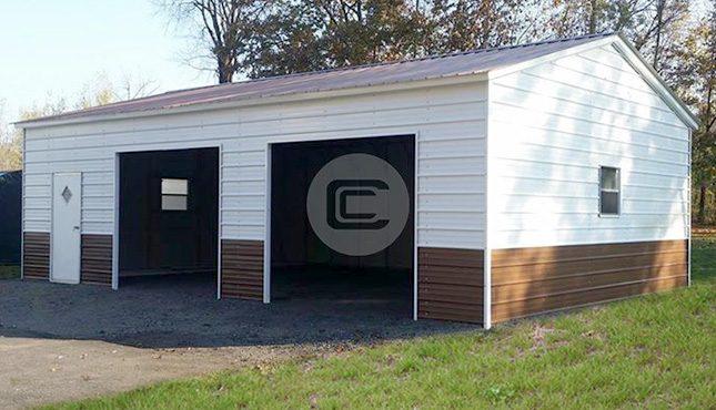 18x26 Vertical Garage