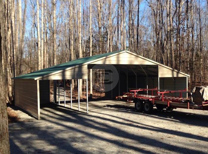 18x26x10 Seneca Barn