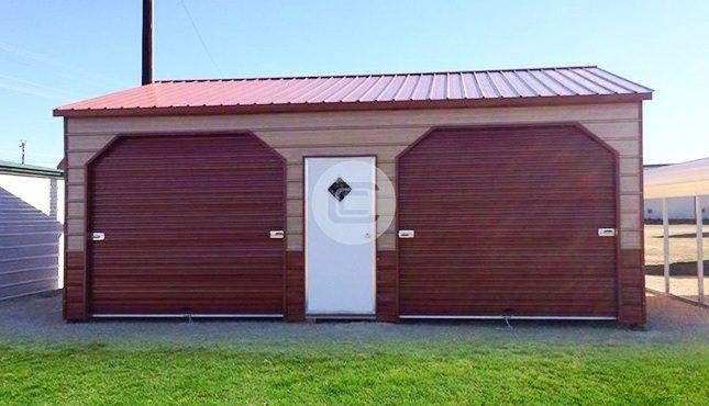 22x26x9 Vertical Garage