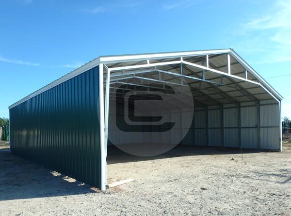 32x41Vertical Carport