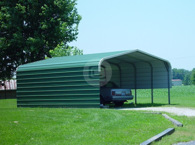 Regular Roof Carports Regular Style Metal Carports For Sale