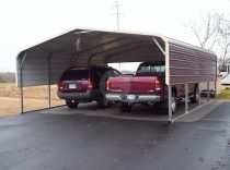 20x21x7 Regular Carport