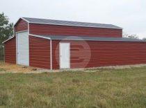 36x31x12 A-Frame Barn