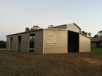36x36 A-Frame Barn