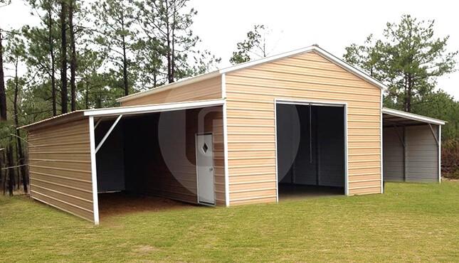 42×21 Carolina Barn
