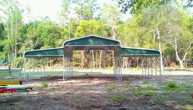 42x21x11/8 Horse Barn