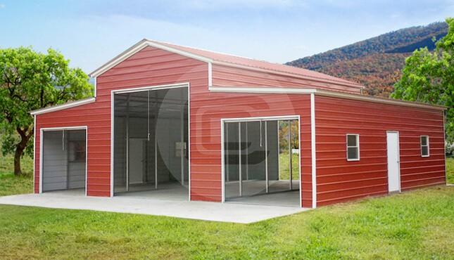 42x36x14/10 Carolina Barn