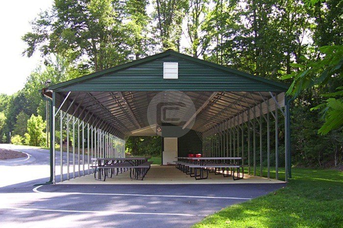 Carports Pavilions
