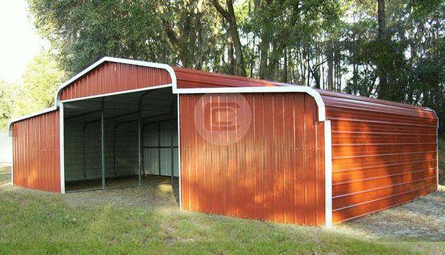 Regular Style Horse Barn 42×21