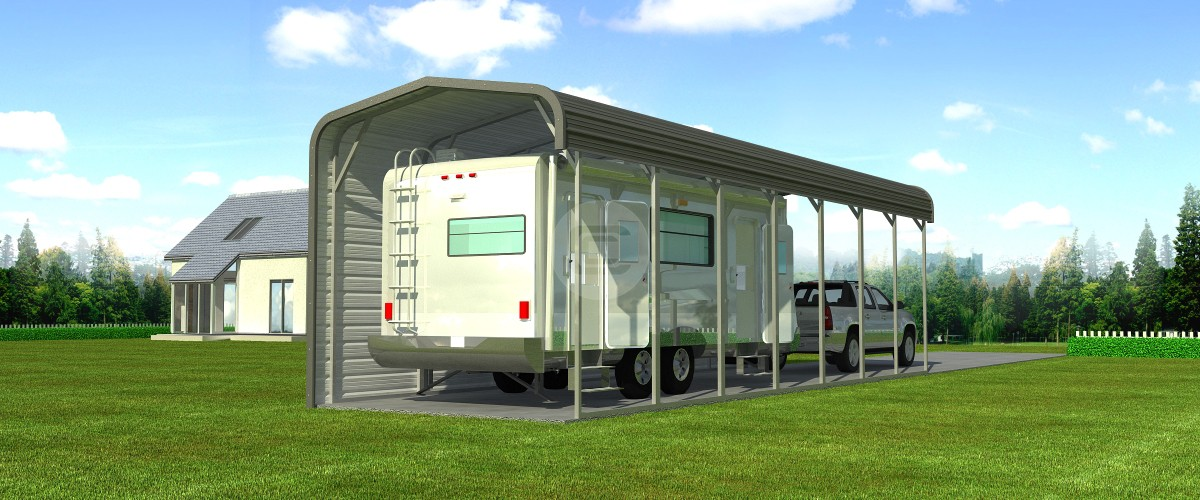 How to Choose the Best Carport for Your Recreational Vehicle