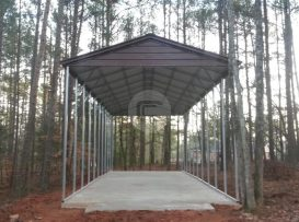 Vertical Roof RV cover