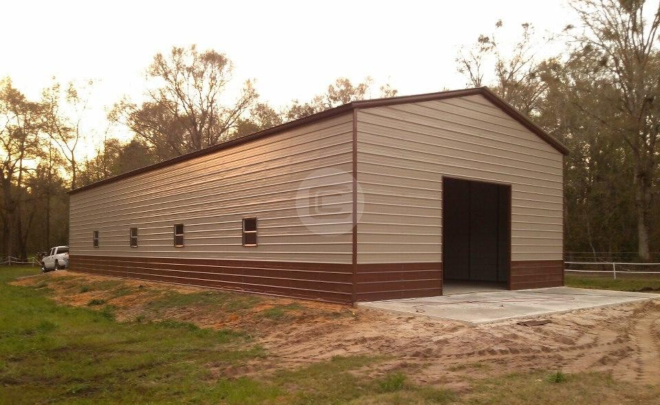 Prefab custom metal workshops buildings and structures Prefab workshops garages