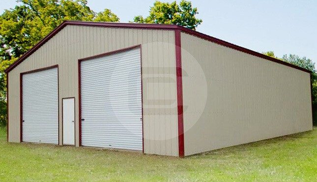 Steel Garage/Workshop