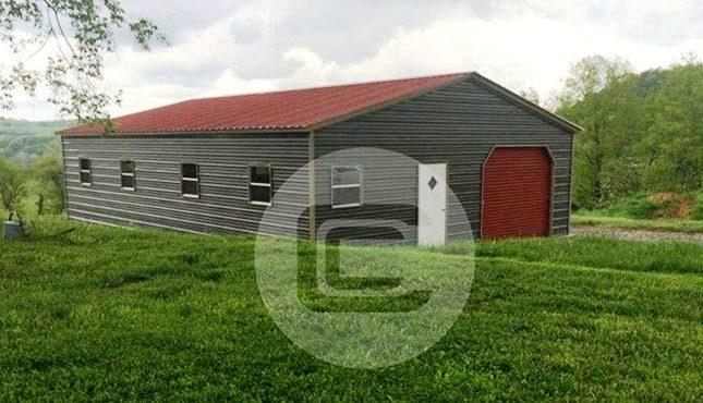 24x41x9-Vertical-Roof-Garage - Copy