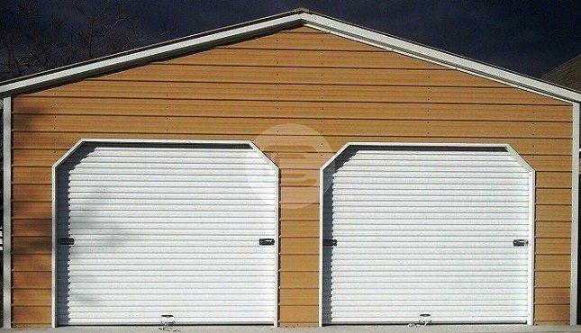 24x41x10 Two Car Garage