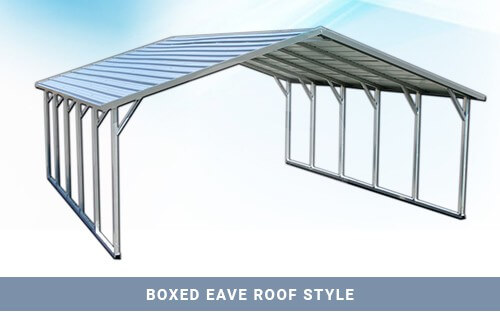 Boxed-Eave-Roof-Style-Metal-Building-Prices