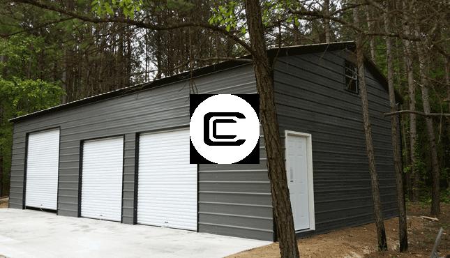 Side Entry Garage