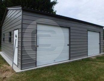 Side-Entry-Metal-Garage-