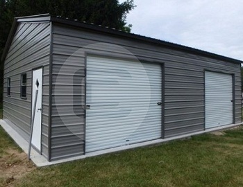 Side-Entry-Metal-Garage-