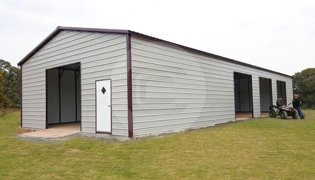 Metal Workshop Buildings