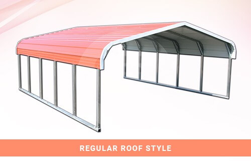 Regular Roof Style