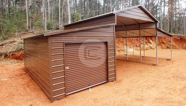 Carolina Barn Shed