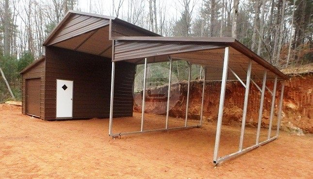 Carolina Barn Shelter